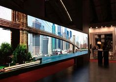 Get the most out of your marketing campaign with our eye-catching indoor LED displays, specially designed to display message effectively and clearly