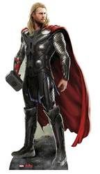 Thor Marvel's Age of Ultron Lifesize Cardboard Cutout
