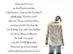 Saddest poem in the universe!    Poor Doctor