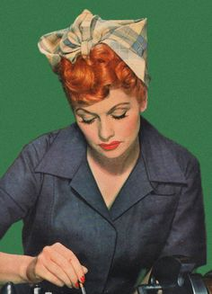 Lucille Ball on the cover of Silver Screen Magazine, Sept. 1943