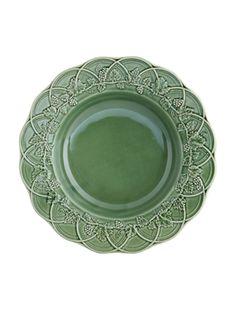 Mostrar detalhes para Prato Pasta 29 Verde