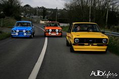 Ford Escort Mexico and - which would you pick? Escort Mk1, Ford Escort, Ford Rs, Ford Classic Cars, Amazing Cars, Awesome, Good Old, Rally, Old School