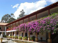 Raquira, Colombia South America, Pergola, Outdoor Structures, Verandas, Garden, Colombia, Outdoor Pergola