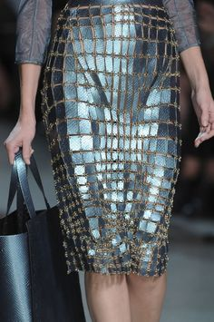 velvetrunway:  fearmystyle:  Paco Rabanne SS 2012 RTW  Posted by runway-disease