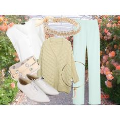 Pastel, created by rebeccaalonzo on Polyvore