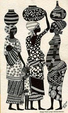 African Art gallery for African Culture artwork, abstract art, contemporary art daily, fine art, paintings for sale and modern art African Art Paintings, African Artwork, Dance Paintings, African American Art, African Women, African Union, Black Women Art, Black Art, Art Women