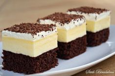s+nem+tudod+mit+sü+Akkor+kák: Té German Desserts, Sweet Desserts, Easy Desserts, Sweets Recipes, Cookie Recipes, Hungarian Recipes, Sweet And Salty, Other Recipes, Food To Make