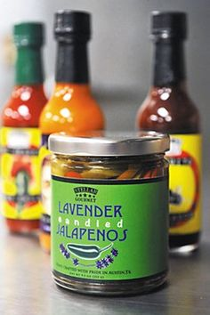 Stellar Gourmet-   Zinger now carries these awesome hot sauces-  Made in Austin!