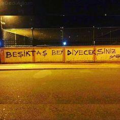 Beşiktaş bey diyeceksiniz.