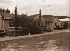 Place and see Ferntree Gully. Places Ferntree Gully to see with photos and pictures. Places to visit and travel in Ferntree Gully Melbourne Victoria, Police Station, Historical Photos, Ranges, Old Photos, Places To See, Postcards, House Styles, Pictures