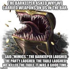 PREY reminds me of a joke