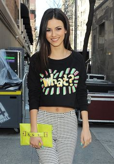victoria justice 2014 network tv upfront nyc | Tumblr
