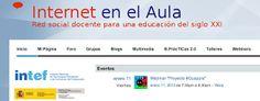 Webinar en Internet en el Aula - PROYECTO #GUAPPIS