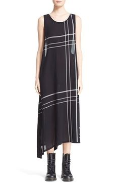 Y's by Yohji Yamamoto Racerback Smock Dress available at #Nordstrom