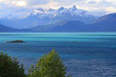Lago General Carrera © Carolyn McCarthy
