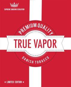 E juice Danish Tobacco - Premium Quality http://www.minecigg.se