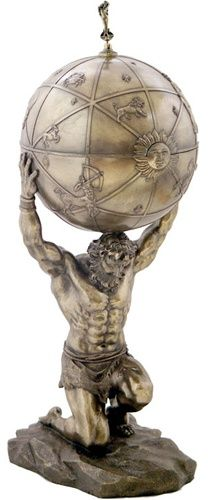 Atlas Holding the World - Bing Images