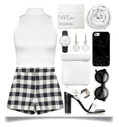"""""""Minimalism x Gingham"""" by mariamel on Polyvore"""