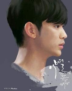Fanart Do Min Joon   Man From The Stars drama