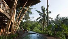 Бамбуковый отель на Бали - Путешествуем вместе