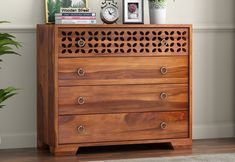 Buy Alexus Chest Of Drawer (Honey Finish) Online in India, Get Wooden Alexus Chest Of Drawer (Honey Finish) Wooden Street Woodworking Projects Plans, Diy Woodworking, Cheap Furniture, Furniture Making, Flexible Wood, Wooden Street, Wood Chest, Wood Glue, Chest Of Drawers