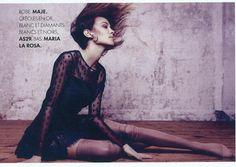 Série mode Elle France - 17 août 2012