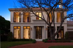 Susan Newell Custom Home Builder, Inc. - Transitional - Exterior - dallas - by Susan Newell Custom Home Builder, Inc.