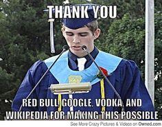 Graduations, today.
