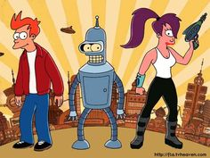 Cartoons even have the ability to carry us into the future. Much like the South Park and Family guy show Futurama is a comical adaptation of what life could be like in hundreds of years.