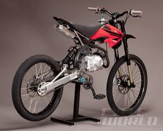 Motopeds Mountain Bike/Moto Hybrid Conversion Kits