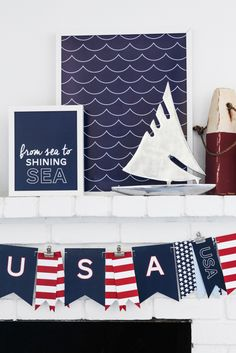 Spice up your home or your holiday gathering with these best free 4th of July Printables.
