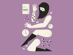 Women's illustration '16 vol.1 on Behance
