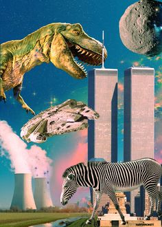 Dino's in the city -a