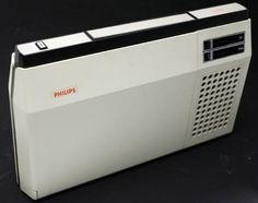 PHILIPS 423 / portabler Plattenspieler von 1975 / vintage in Wetzikon ZH kaufen bei ricardo.ch