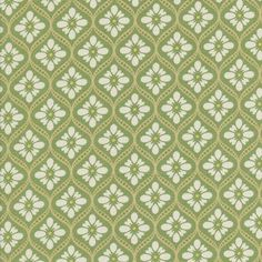 """Marta, Spring""  54"" wide 100% Cotton   A smaller scale print with a Moroccan tile look by Braemore."