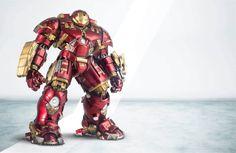 Iron Man Mark XLIV Hulkbuster