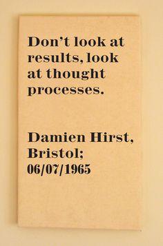 Damien Hirst Quote