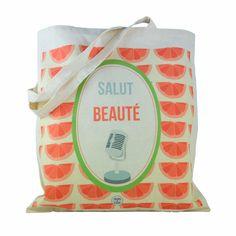 Tote bag: Salut Beauté