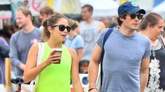 "New Celeb Couple: Ian Somerhalder and Nikki Reed - http://sugarsurgery.com/new-celeb-couple-ian-somerhalder-nikki-reed/ #IanSomerhalder #NikkiReed Hmm, are they or aren't they? Well, that's the question when it comes to Ian Somerhalder and Nikki Reed. After glancing at some photos of the ""Vampire Diaries"" actor and ""Twilight"" star from this past weekend, they definitely looked like an i ..."