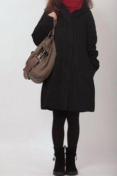 8e9868f4c716 Plus Size Womens Winter Coats
