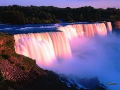 Niagara Falls, Canada, love our frequent trips there!