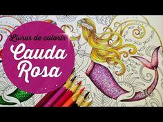 Cauda Rosa da Sereia - Oceano Perdido - Mermaid pink tail - Lost Ocean - YouTube