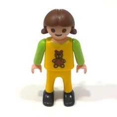 Broche Playmobil