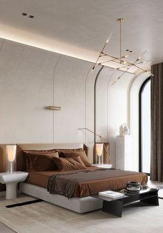 Master Bedroom Interior, Bedroom Bed Design, Home Bedroom, Modern Bedroom, Modern Hotel Room, Bedroom Ideas, Bedroom Decor, Bedroom Signs, Decorating Bedrooms