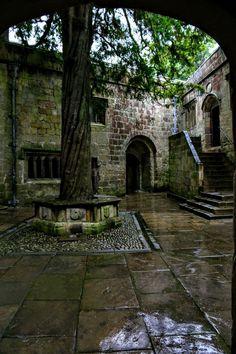 Skipton Castle, Yorkshire, England. Photo: Jobey Walker.