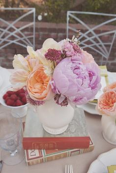Secret Garden Inspiration Shoot by Erica B Photography + New Sunrise Events | Style Me Pretty
