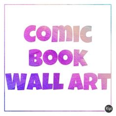 Are you looking for a unique gift to give for a special occasion? Do you enjoy comic books or know someone who does? Then my custom Comic Book Wall Art pieces would make the perfect gift! These unique art pieces feature photos of your choice and turns them into a comic book page. Want more than one? A series can always be done! Check out my link to shop!  http://gelinshop.com/ipost/1525604822648495707/?code=BUsCYDRlh5b
