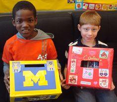valentine's day box meets common core