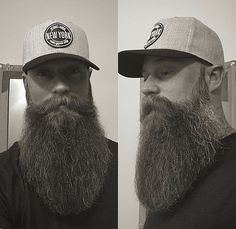 thebeardapostle.com Mr Beard, Beard Cuts, Bald With Beard, Beard Look, Epic Beard, Beard And Mustache Styles, Best Beard Styles, Beard No Mustache, Grey Beards