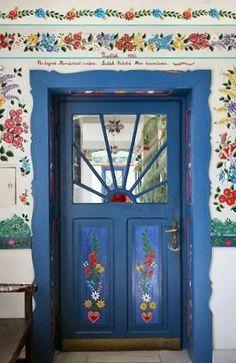 Венгерская дверь / Hungary door